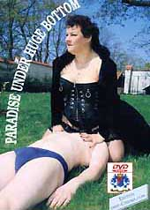 Paradise under huge bottom - DVD de face-sitting