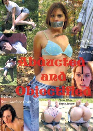 Abducted and objectified- 2 �tudiantes humili�es encul�es punies