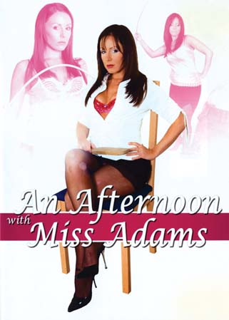 An afternoon with Miss Adams - Maîtresse fesseuse d'hommes
