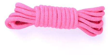 Gag bondage corde femme