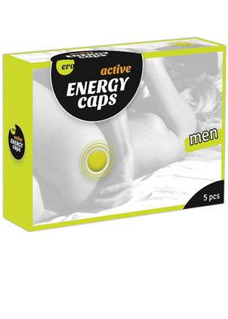G�lules pour avoir une �rection Energy caps Men