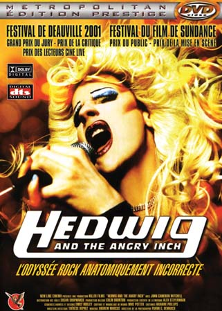 Hedwig and the angry inch - La vie d'une chanteuse transsexuelle