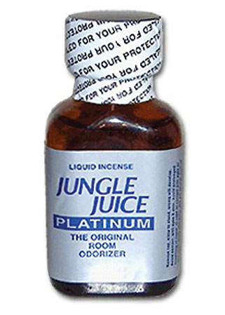 Poppers Jungle juice Platinum 24 ml pas cher – Grande bouteille