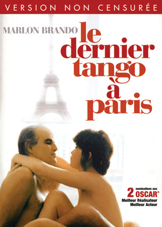 Le dernier tango � Paris � DVD en version non censur�e