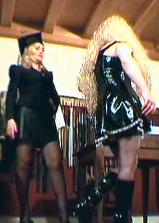Ma�tresse Chelsea et son french trav - Formation pour travesti
