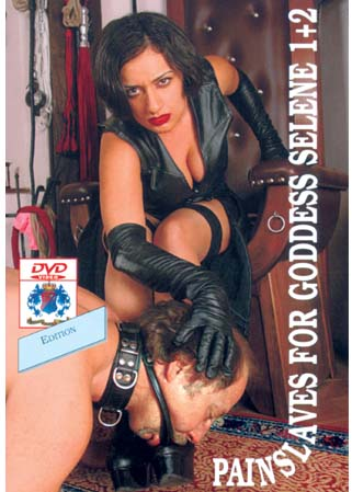 Painslaves for Goddess Selene - Hommes fess�s par une Ma�tresse