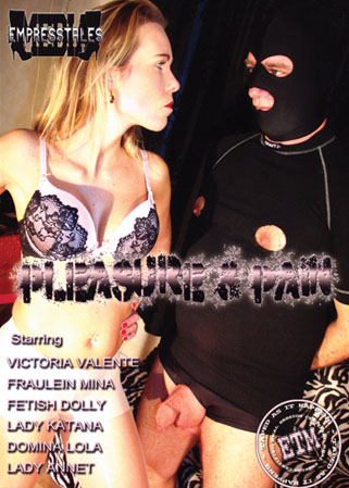 Pleasure and pain DVD 6 jeunes dominatrices cruelles sadomaso