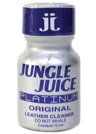 Poppers Jungle juice Platinum – Poppers intense à Nantes