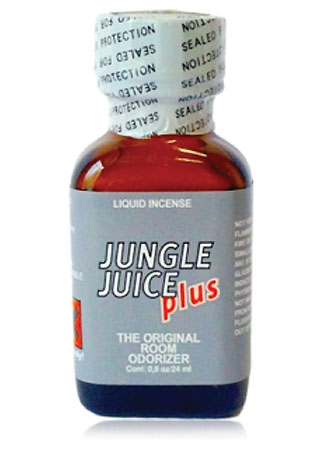 Poppers Jungle juice Plus 24 ml pas cher Grande bouteille Nantes