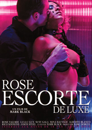 Rose escorte de luxe DVD Escort girls soumises et dominatrices