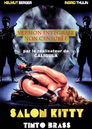 Salon Kitty DVD 20 prostituées dans une maison close sadomaso