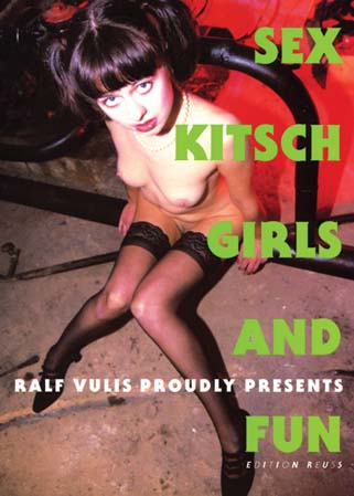 Sex kitsch girls and fun - Livre de photos de jeunes femmes nues