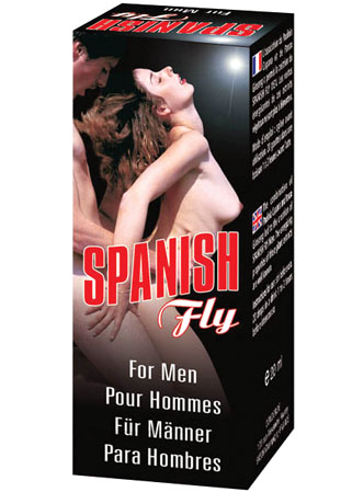 Aphrodisiaque stimulant sexuel POUR HOMME Spanish Fly for men