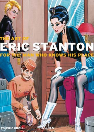 The art of Eric Stanton - 352 pages de BD et dessins SM