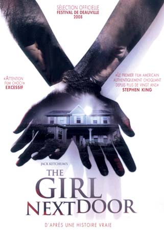 The girl next door DVD Jeune femme s�questr�e et punie