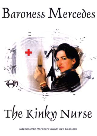 The kinky nurse - S�ance SM gyn�cologique sur le p�nis
