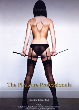 The pleasure professionals DVD sadomaso doux et chic pour couple