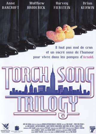 Torch song trilogy - La vie d'un travesti professionnel
