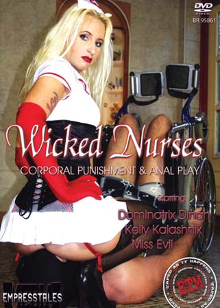 Wicked nurses - 3 belles Ma�tresses infirmi�res dominatrices SM